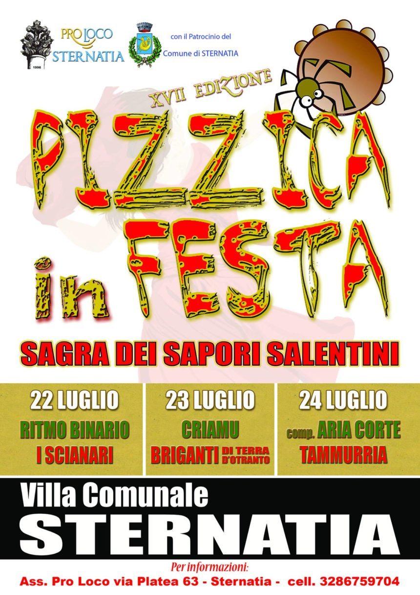 Calendario Pizzica.Pizzica In Festa Sagra Dei Sapori Salentini Villa