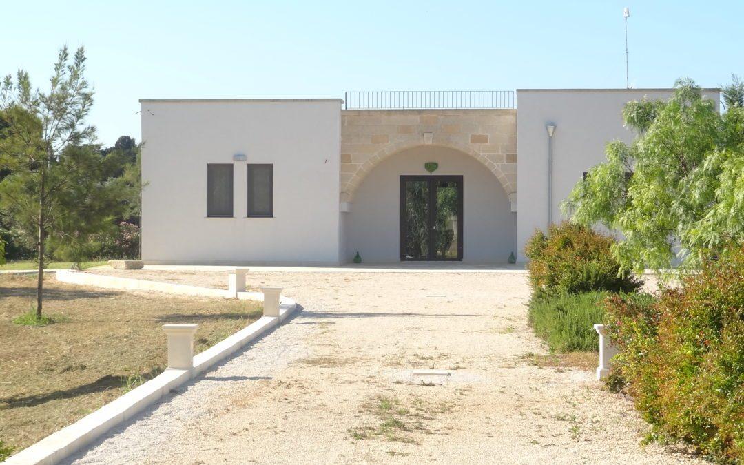 Villa Baia dei Turchi