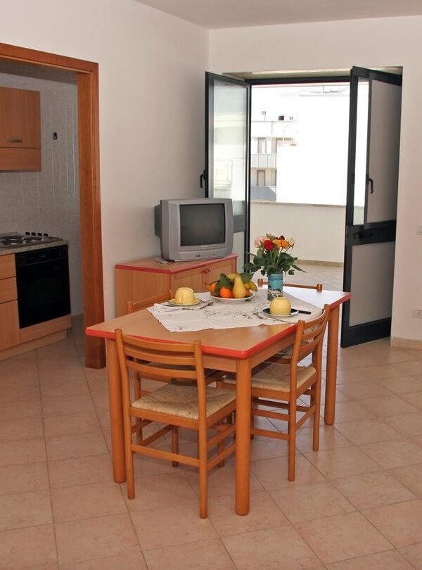 appartamento bilocale in affitto ad otranto per vacanze